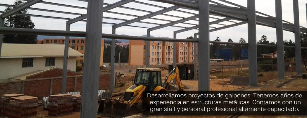 Constructora metalmen en santiago y valpara so - Casas estructura metalica ...